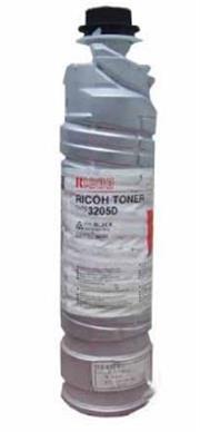 理光 3205D型 黑色墨粉 适用机型:Ricoh Afcio 1035/1045