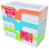 妮飘 200抽 纤巧盒装面巾纸 216*209mm(3盒/提)