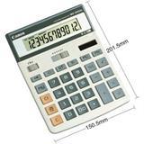 佳能 大型办公计算器 WS-1200H<白色>