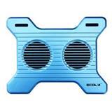 宜客莱ECOLA 旋风系列笔记本散热器<蓝色>