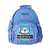 得力 小背包(220×110×290mm)<蓝色>