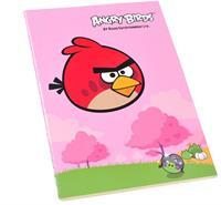 广博愤怒小鸟 软面抄 AB5101 红色