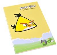 广博愤怒小鸟 软面抄 AB5101 黄色