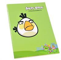广博愤怒小鸟 软面抄 AB5101 绿色