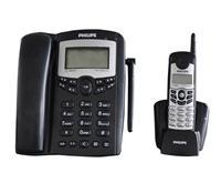 飞利浦TD6816A无绳电话子母机(深蓝色)